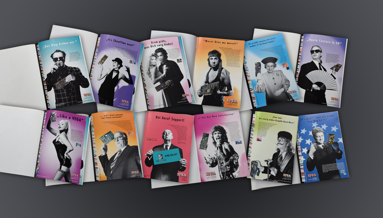 print   AGENCY ORDER   Lookalike campaign for graphics cards