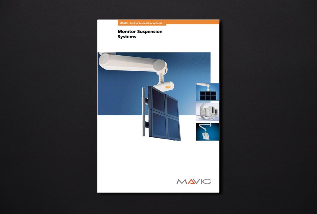 print   MAVIG   Ceiling Suspension Systems Brochure
